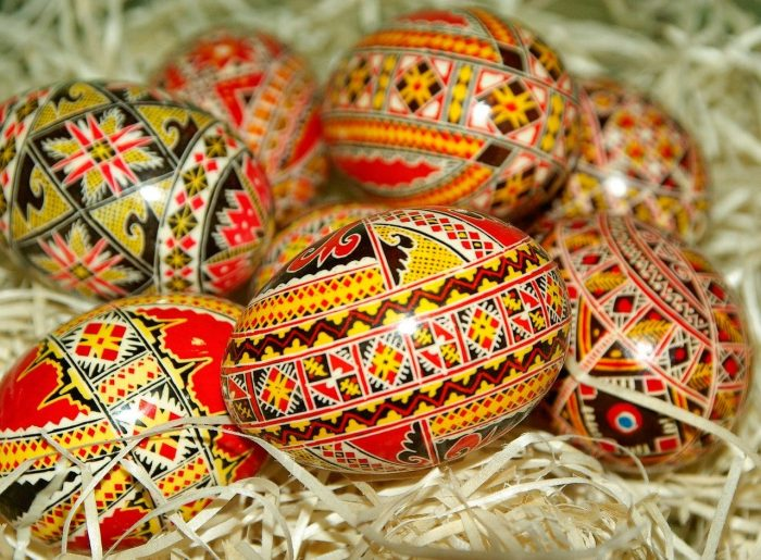 An Overview Of The Tradition Of Painting Easter Eggs
