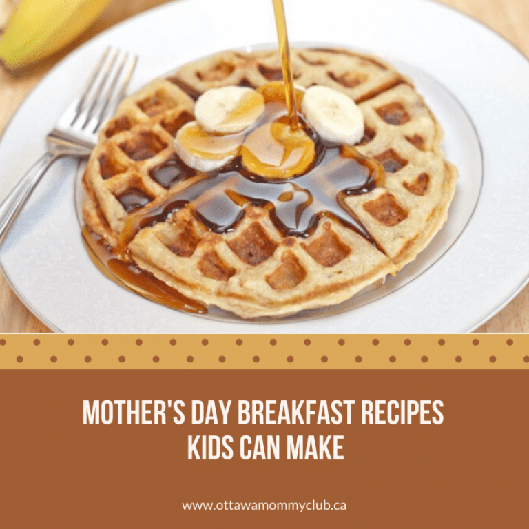25 Mother's Day Breakfast Recipes Kids Can Make