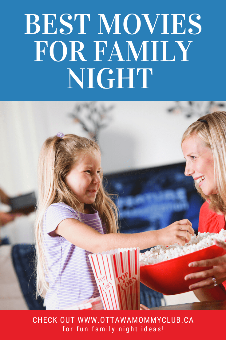 Best Movies For Family Night