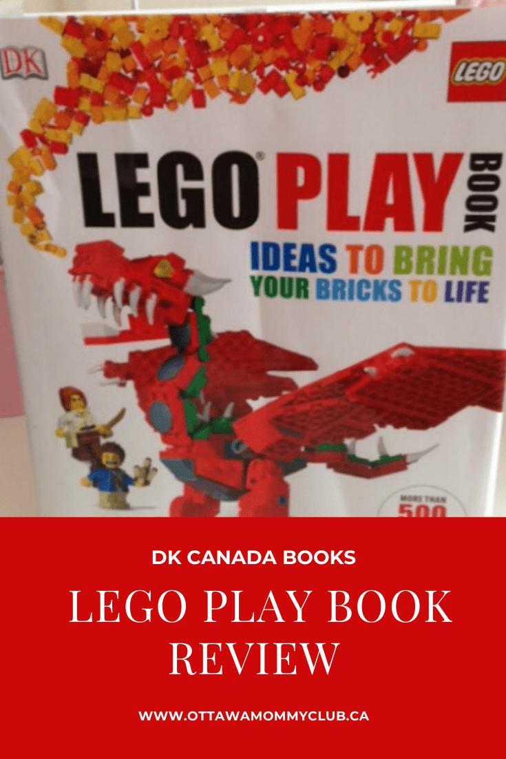 DK Canada Books: LEGO Play Book