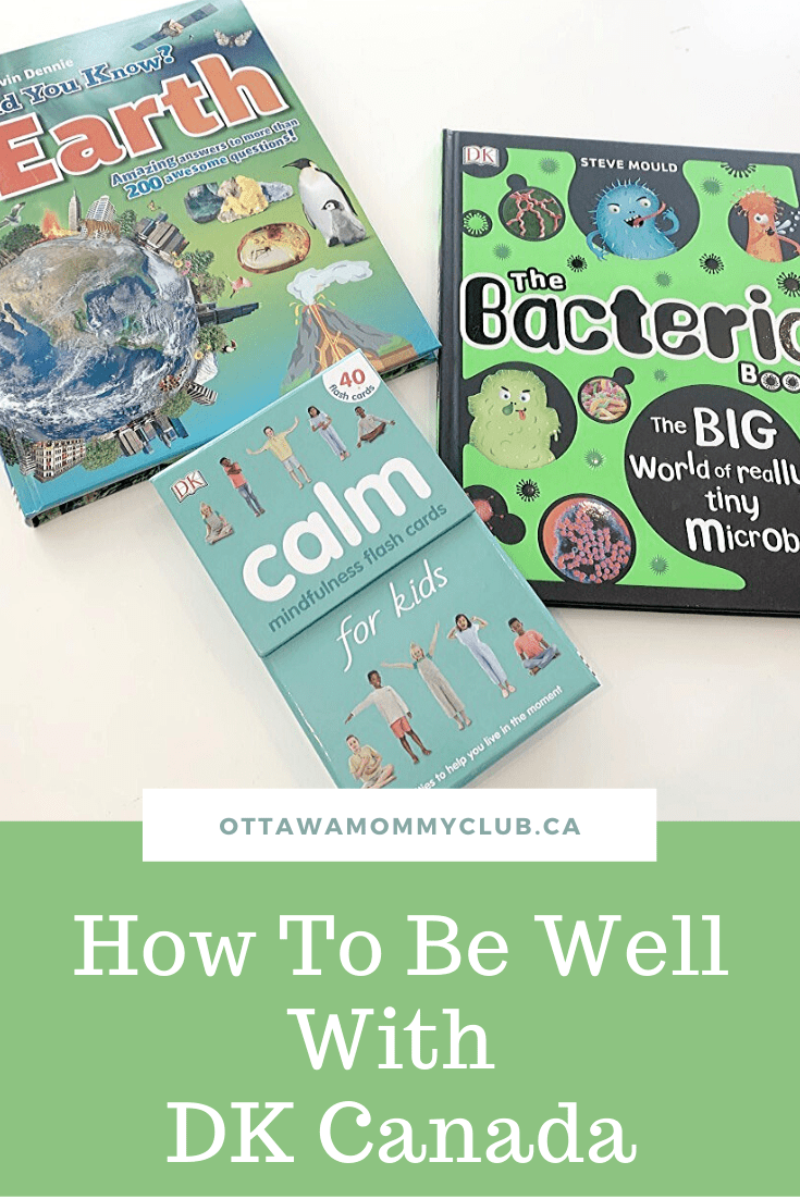 How To Be Well With DK Canada Books – Review
