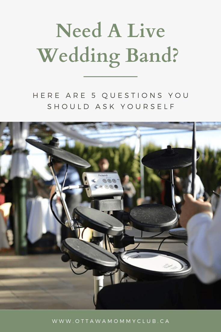 Need A Live Wedding Band? Here Are 5 Questions You Should Ask Yourself