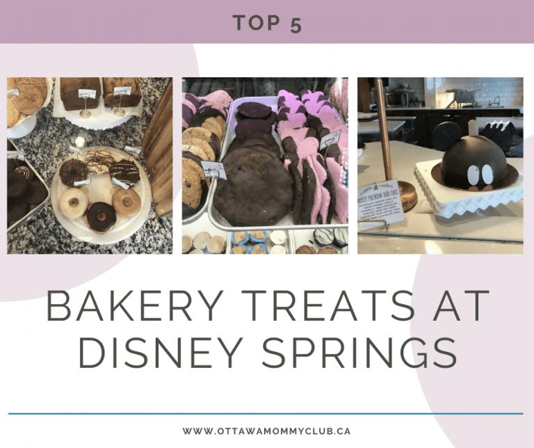 Bakery Treats at Disney Springs: Top Five Ranked