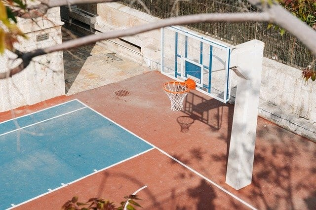 Ottawa Outdoor Basketball Courts