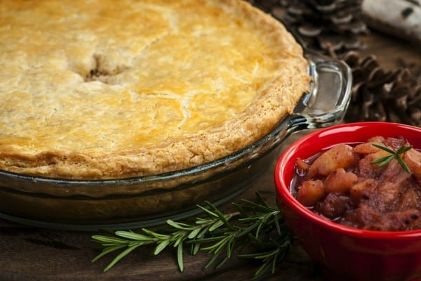 French Canadian Tourtière Recipe (Meat Pies)