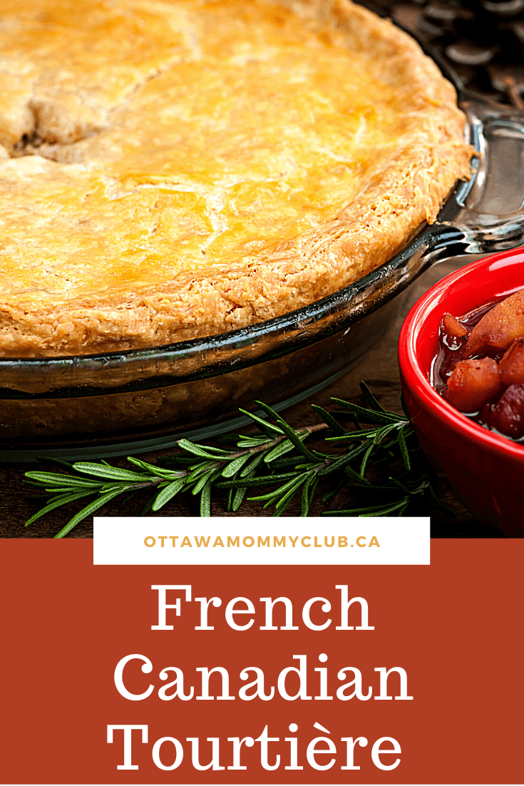 French Canadian Tourtière Recipe