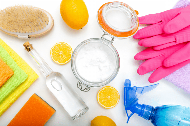 Green Cleaning Recipes and Homemade Solutions