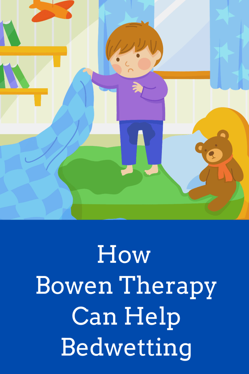 Bedwetting Solutions Using Bowen Therapy