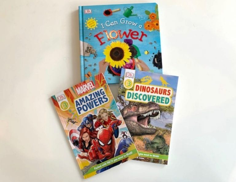 Spring Is In The Air With DK Canada Books Review