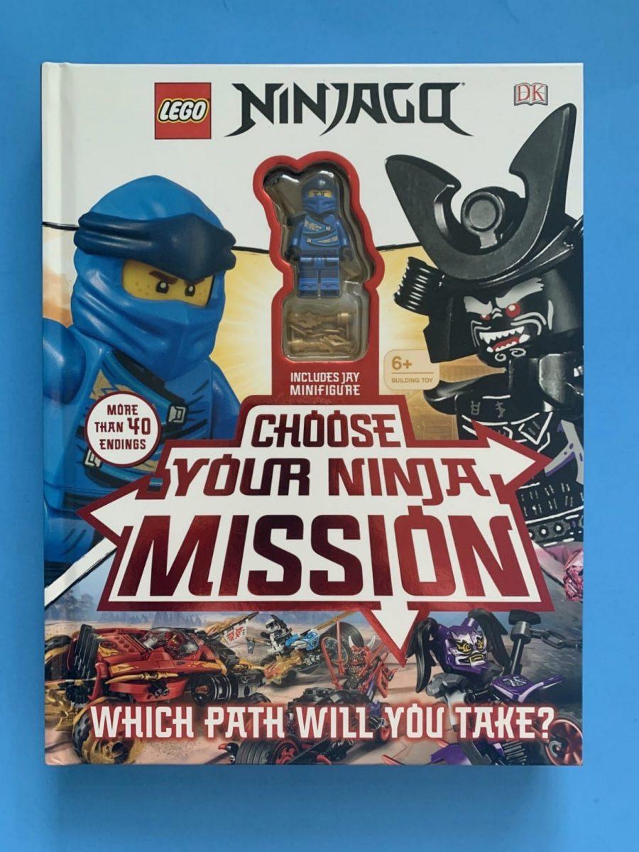 Lego Ninja Book