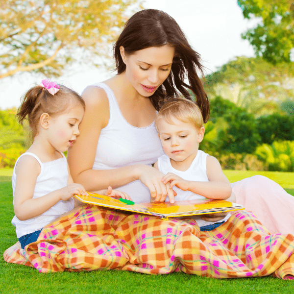 10 Ways to Get Kids Reading