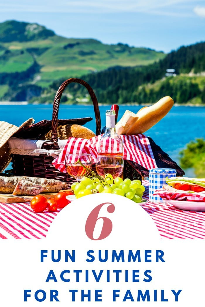 6 Fun Summer Activities For The Family