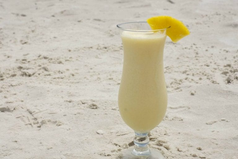 Frozen Piña Colada Recipe