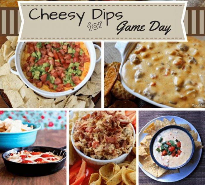Delicious Cheesy Dip Recipes