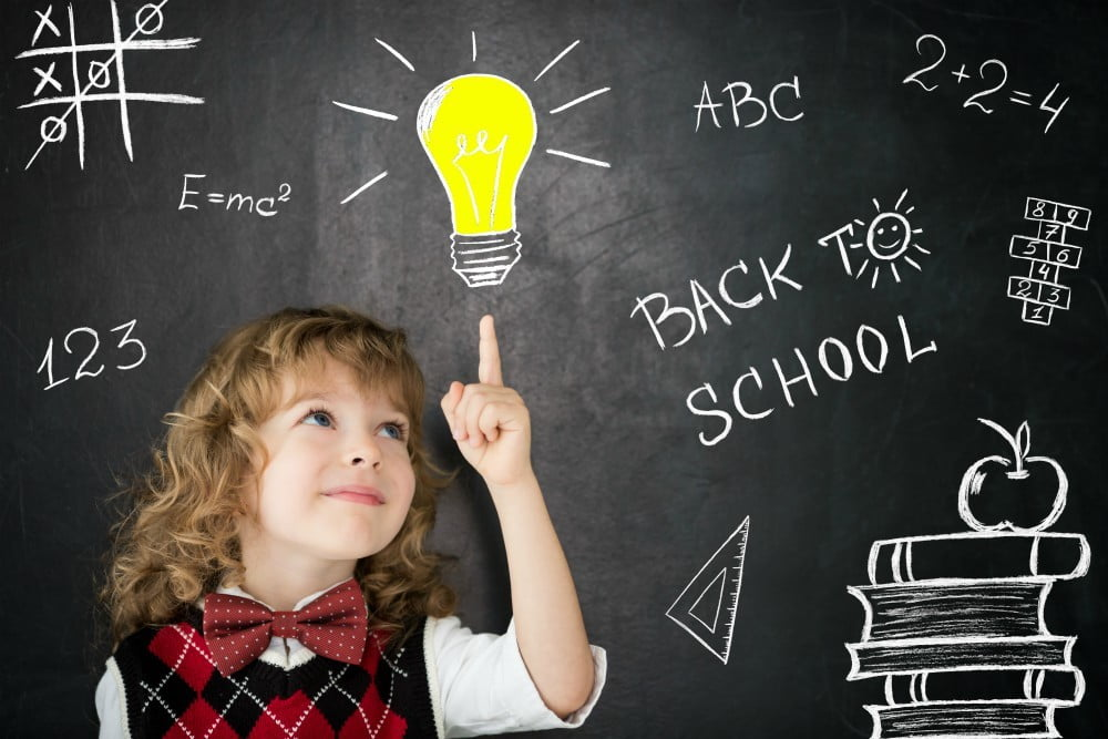 Get Your Children's Minds Ready For Back to School