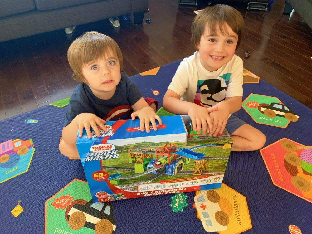 Thomas the Tank Engine And Friends Giveaway