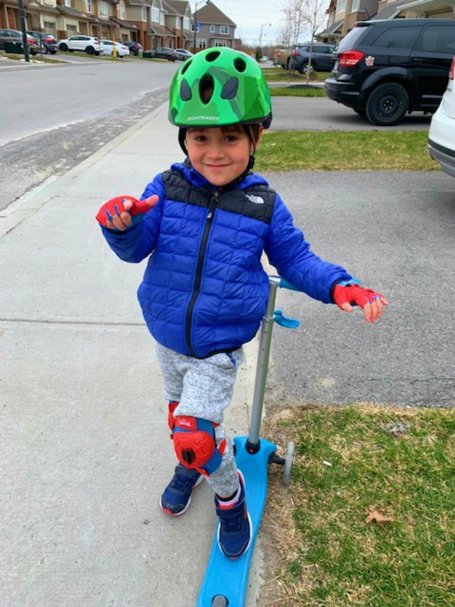 Globber Primo Foldable Scooter Review