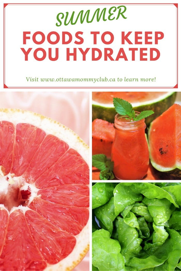 Summer Foods To Keep You Hydrated