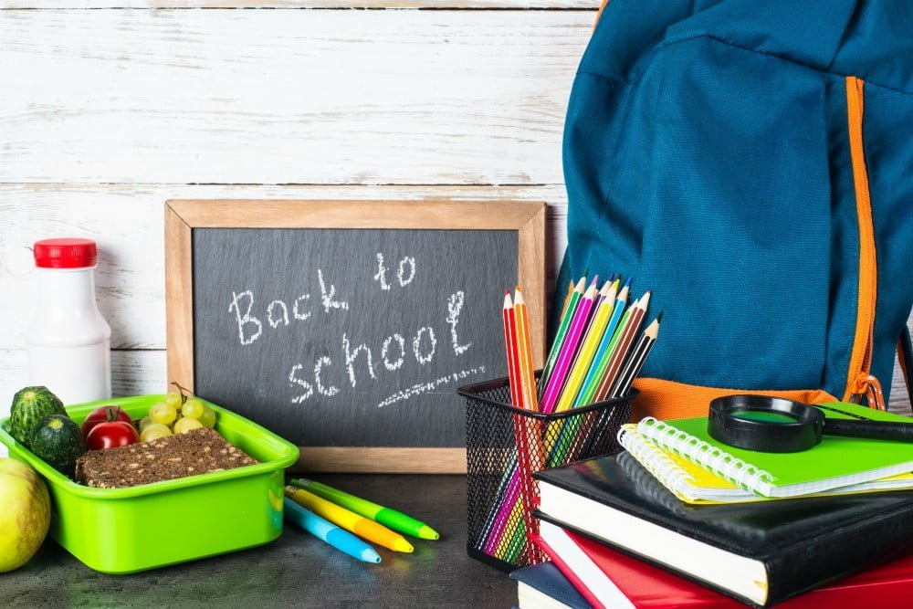 Back to School Supplements for Brain Function