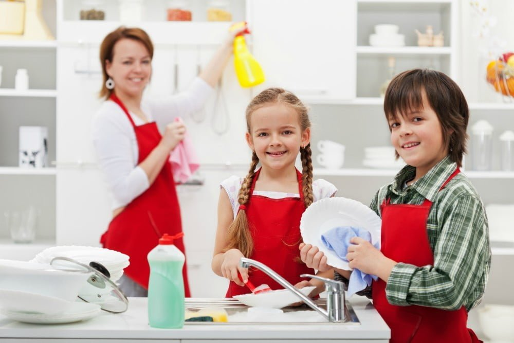 Do You Struggle With Your Children about Chores and Clothes?