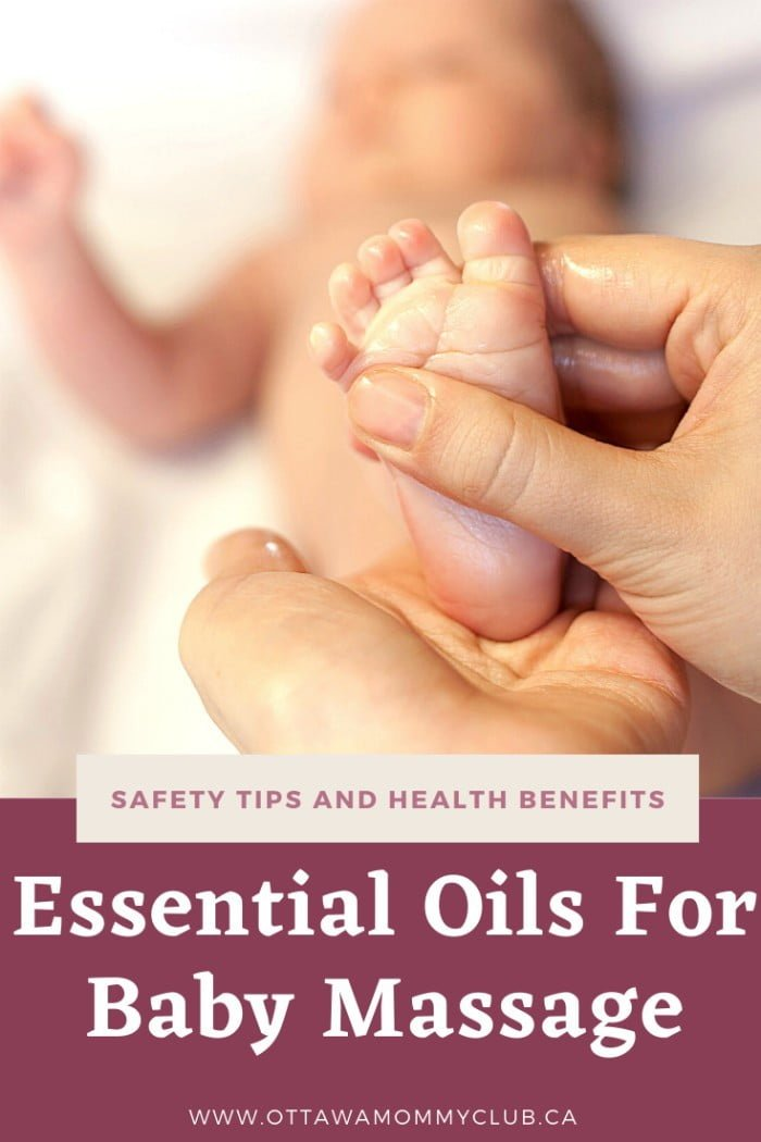 Essential Oils For Baby Massage