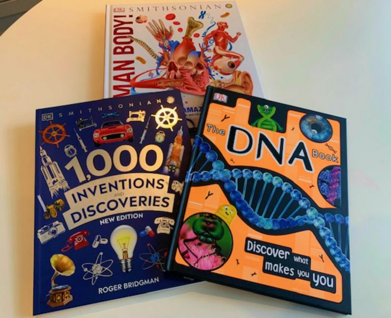 Summer Learning with DK Canada Books – Review