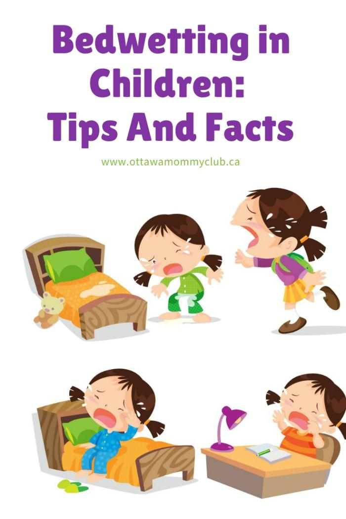 Bedwetting in Children: Tips And Facts