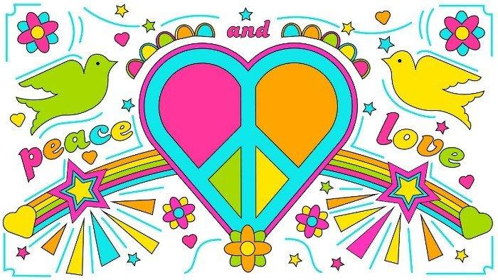 Hippie Symbols