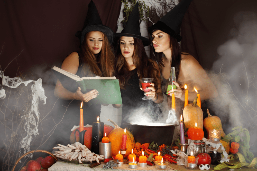 Wickedly Halloween Cocktail Recipes