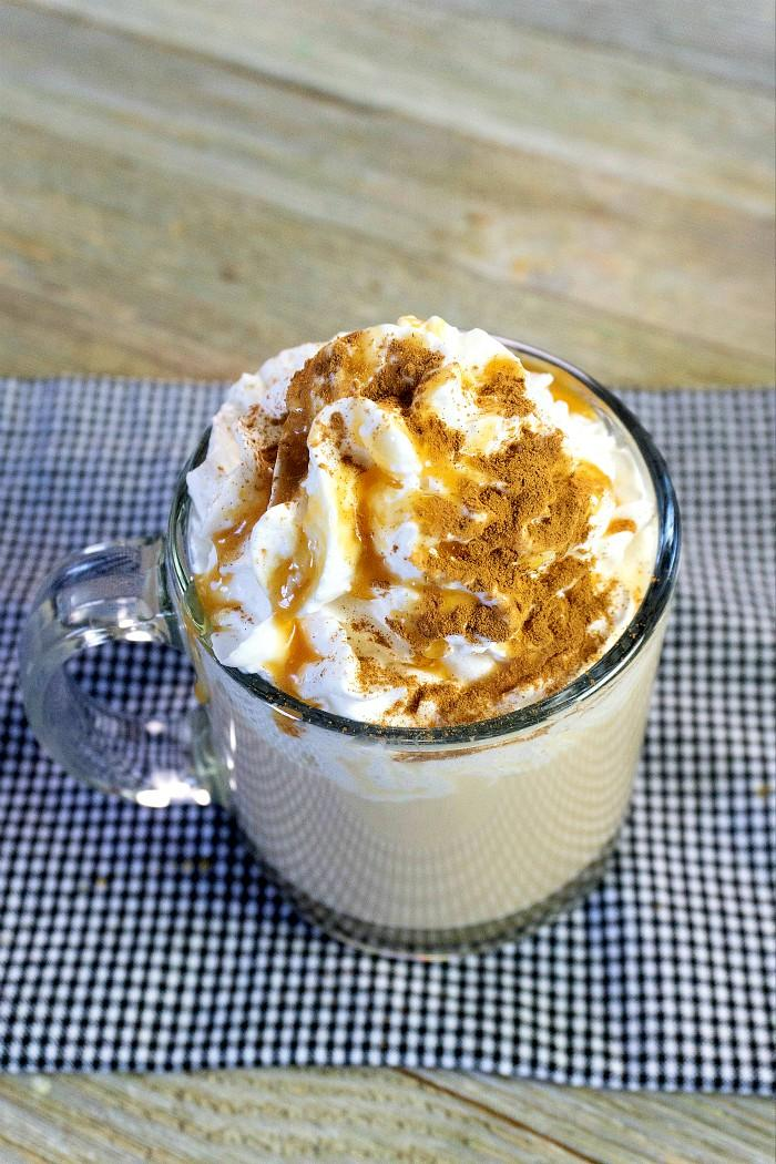 The Best Pumpkin Crème Brûlée Latte Recipe