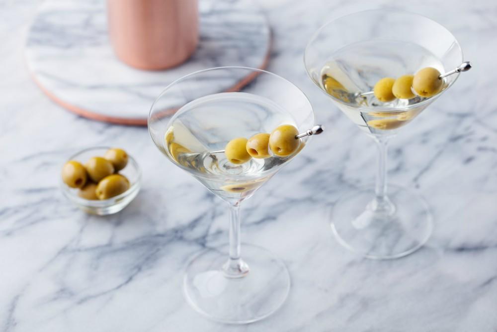 Classic Martini Drink