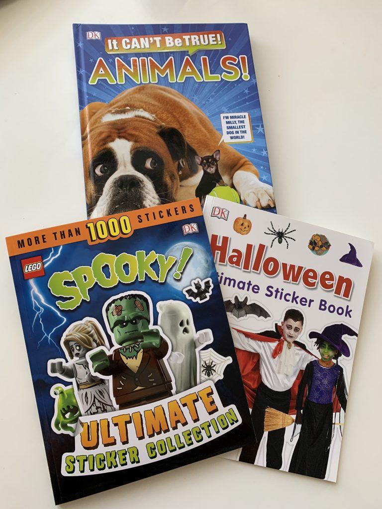 Spooktacular Halloween DK Canada Books Review