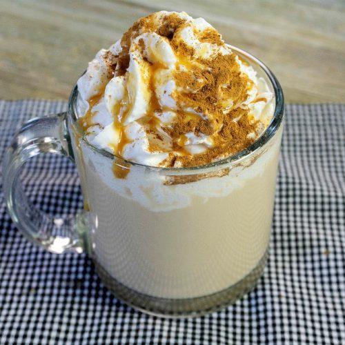 The Best Pumpkin Crème Brûlée Latte Recipe