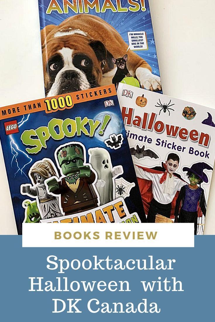 Spooktacular Halloween DK Canada Books