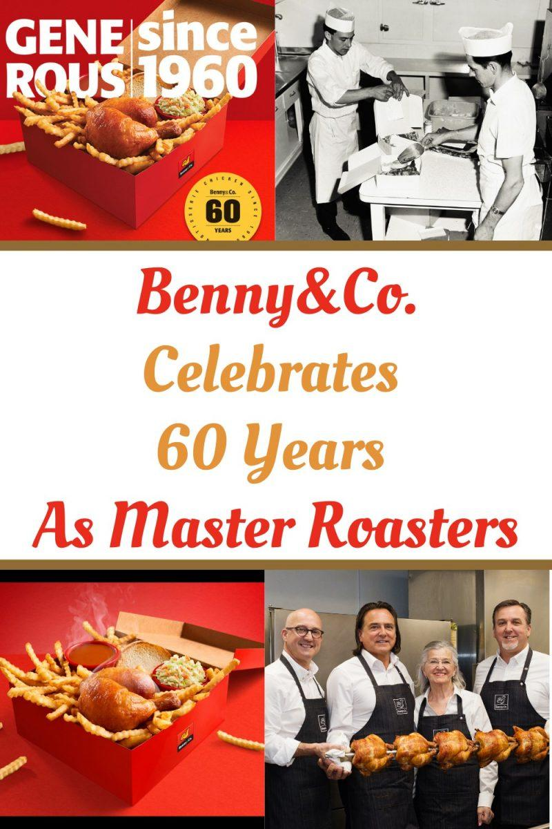 Benny&Co. Celebrates 60 Years As Master Roasters