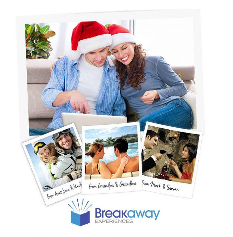 Breakaway Experiences Gift Certificates Make The Best Christmas Gifts ~ Giveaway CAN/US 12/31
