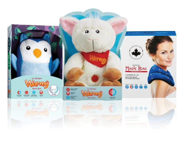 Magic Bag Neck To Back Compress And Magic Bag Warmy Review