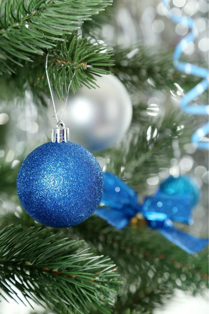 Winter Wonderland Christmas Tree Theme