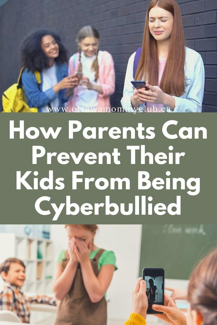 How Parents Can Prevent Their Kids From Cyberbullying