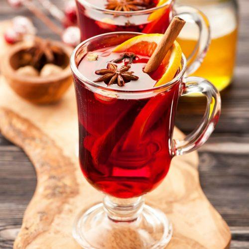 Mulled Wine Recipe: Hot Spiced Wine For The Holidays