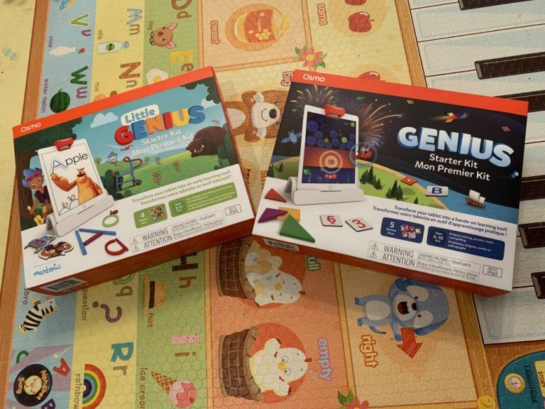 Give The Gift Of Learning With Osmo – Little Genius and The Genius Review