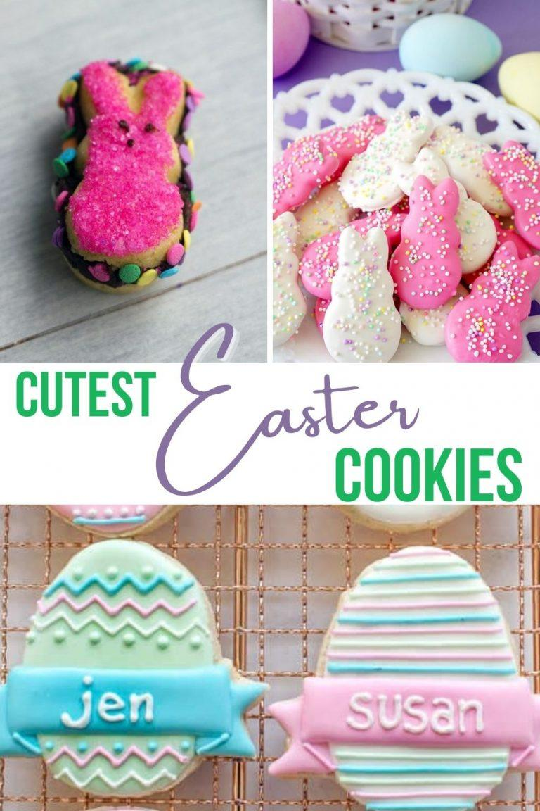 The Cutest Easter Cookies That Are Almost Too Adorable To Eat