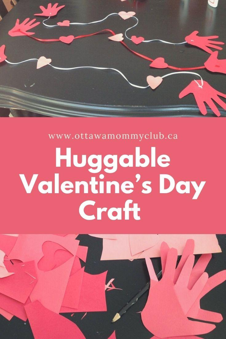 Huggable Valentine's Day Craft