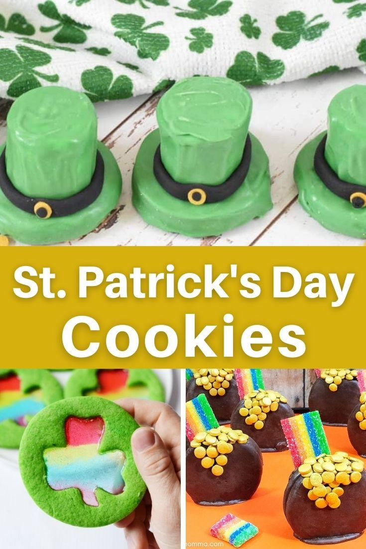 13 St. Patrick's Day Cookies