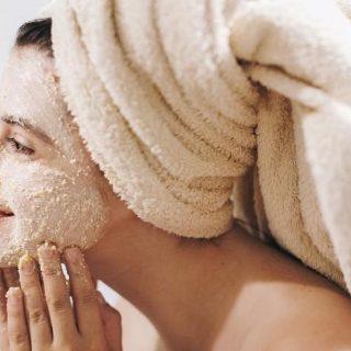 Homemade Facial Scrub