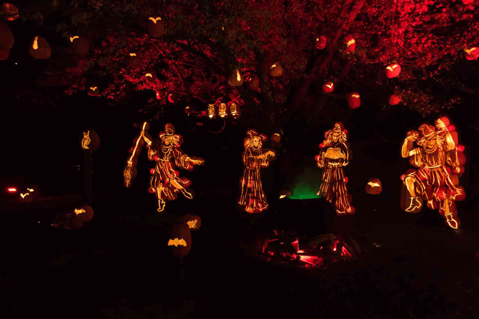 Pumpkinferno at Upper Canada Village