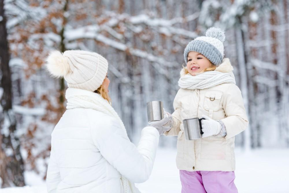 8 Fun Outdoor Winter Workouts For The Family