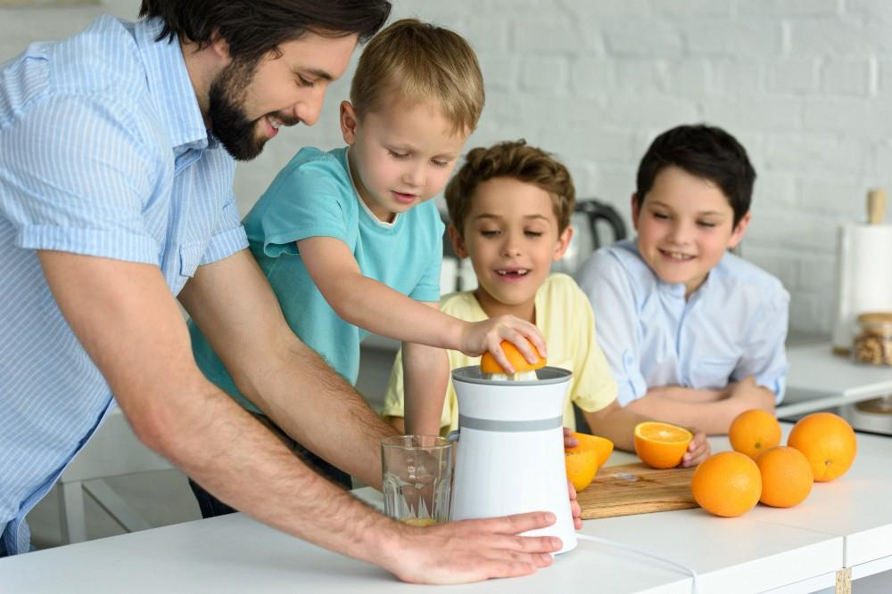 4 Effective Ways to Boost Your Kids' Immune Systems