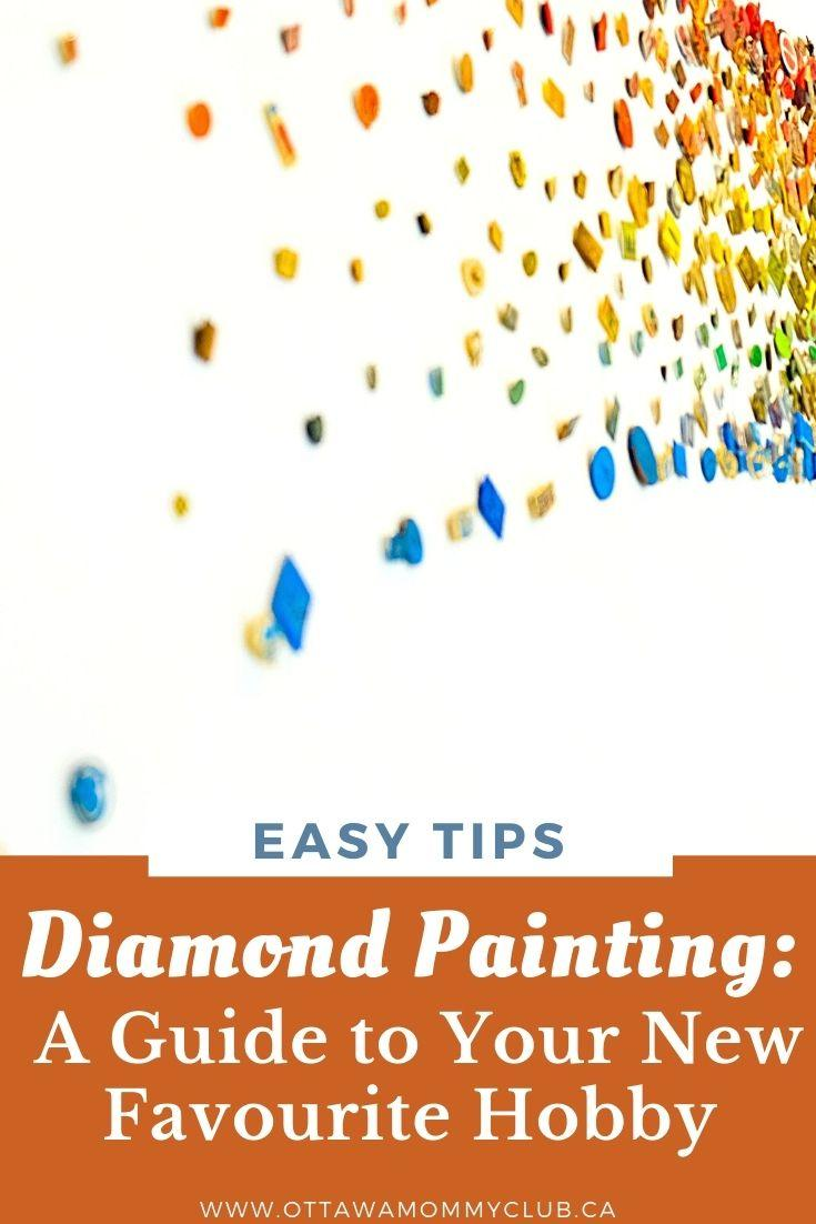 What Is Diamond Painting? A Guide to Your New Favourite Hobby