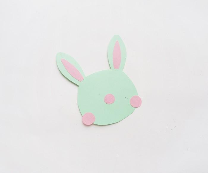 Easter Bunny Craft step 4